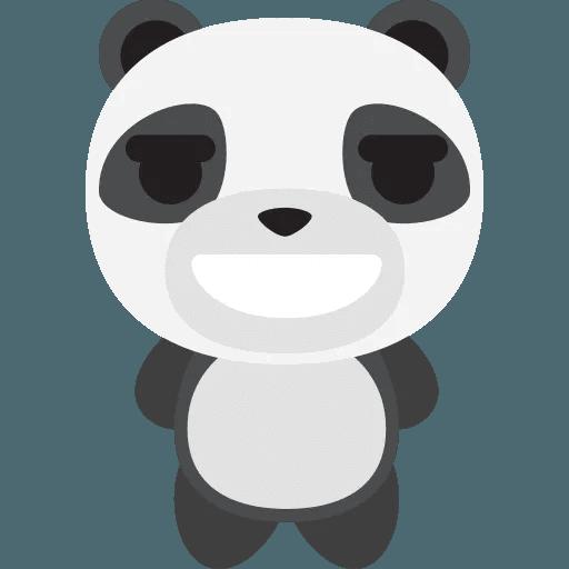 Panda - Sticker 11