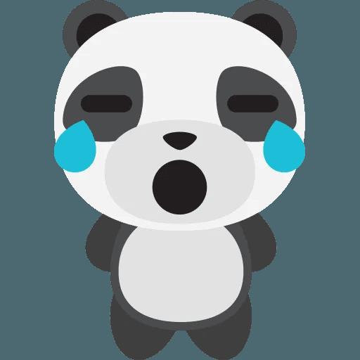 Panda - Sticker 12