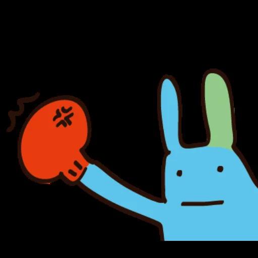 疊字生物 - Sticker 2