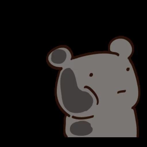 疊字生物 - Sticker 20