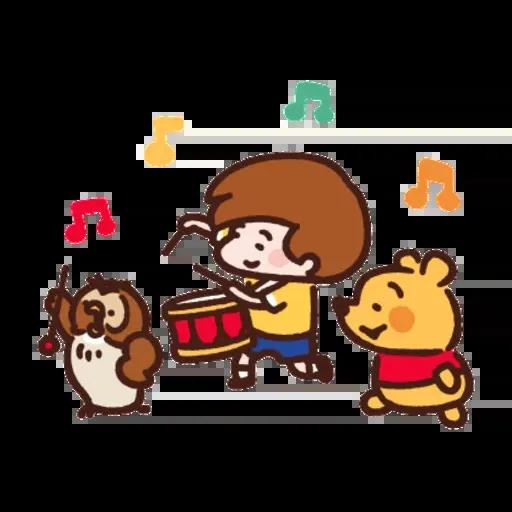 Winnie - Sticker 30