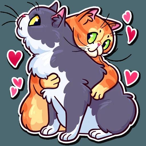 Cats - Sticker 10