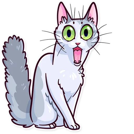 Cats - Sticker 4