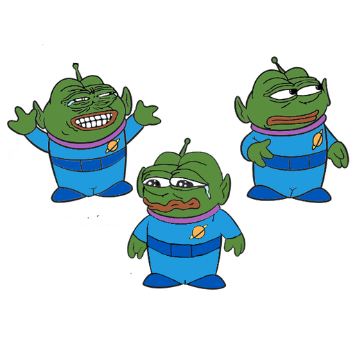 pepe story - Sticker 1