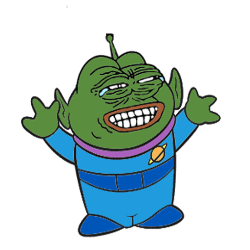 pepe story - Sticker 4