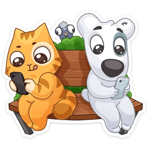 /kotipersik3 - Sticker 21