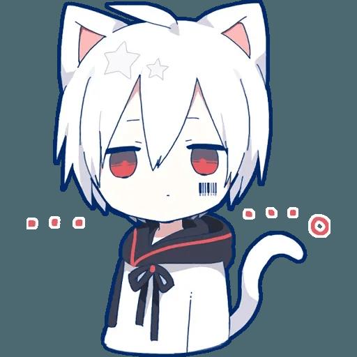 まふ - Tray Sticker
