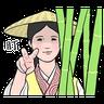 無限江湖 - Tray Sticker