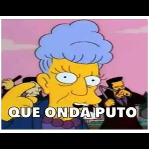 Simpsons3 - Sticker 18