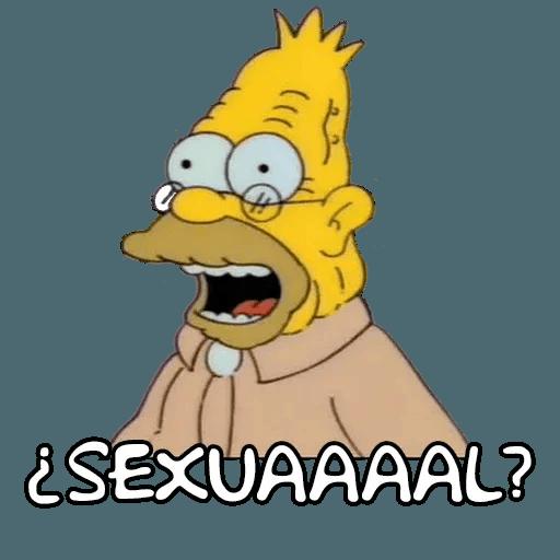 Simpsons3 - Sticker 5