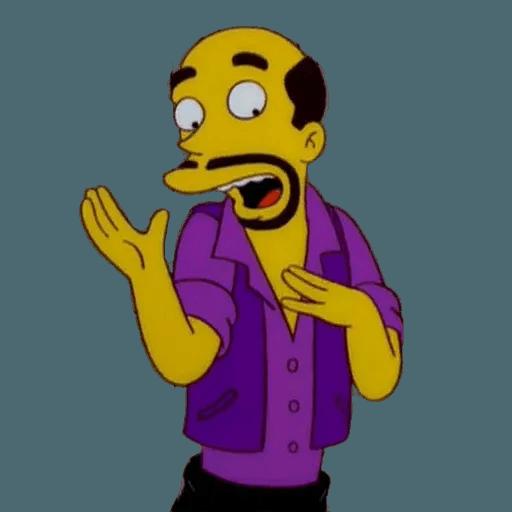 Simpsons3 - Sticker 9