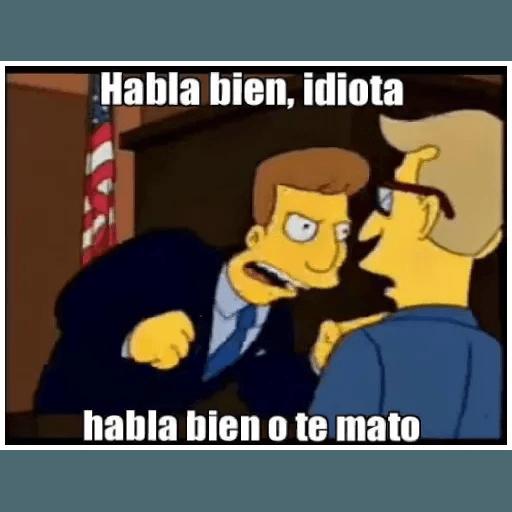 Simpsons3 - Sticker 29