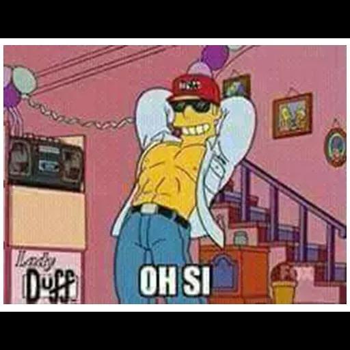 Simpsons3 - Sticker 12