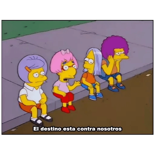 Simpsons3 - Sticker 15