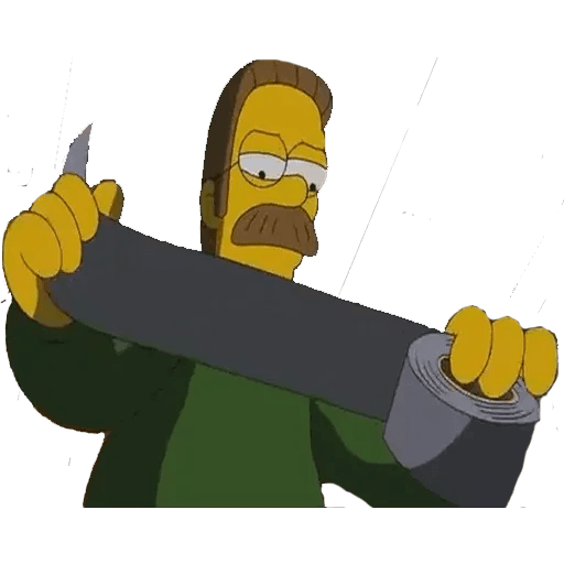 Simpsons3 - Sticker 7