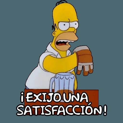 Simpsons3 - Sticker 2