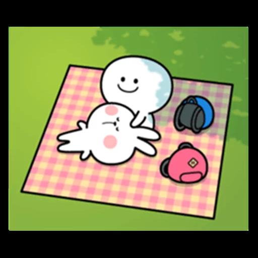 SpoiledRabbit9 - Sticker 22