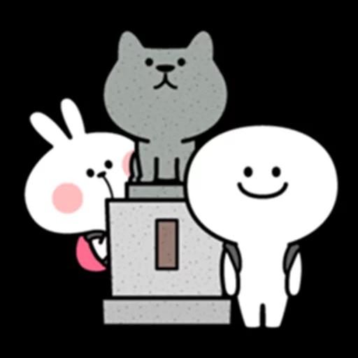 SpoiledRabbit9 - Sticker 15