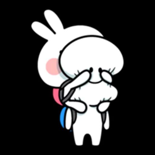 SpoiledRabbit9 - Sticker 6