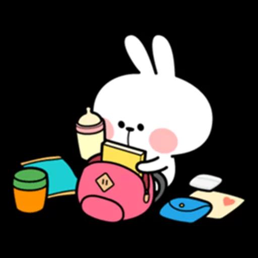 SpoiledRabbit9 - Sticker 1