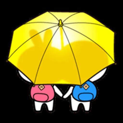SpoiledRabbit9 - Sticker 3