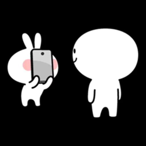 SpoiledRabbit9 - Sticker 7