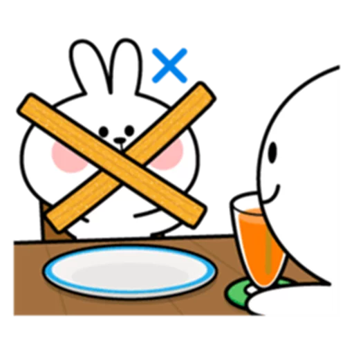SpoiledRabbit9 - Sticker 20