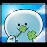 SpoiledRabbit9 - Tray Sticker