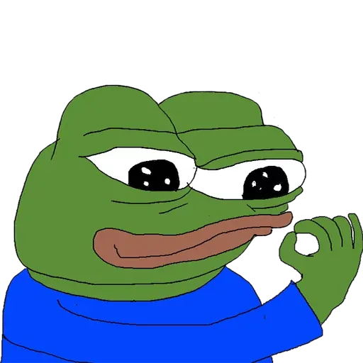 Pepe 1.0 - Sticker 26