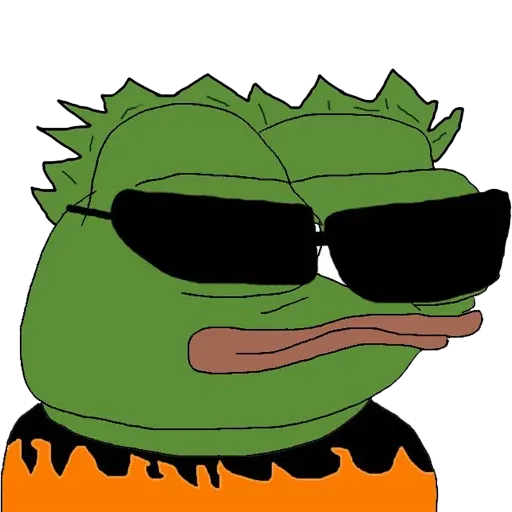Pepe 1.0 - Sticker 7
