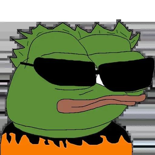 Pepe 1.0 - Sticker 7