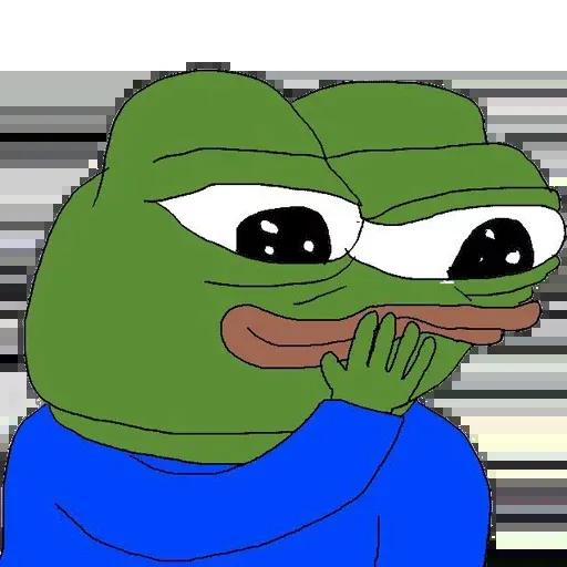 Pepe 1.0 - Sticker 12