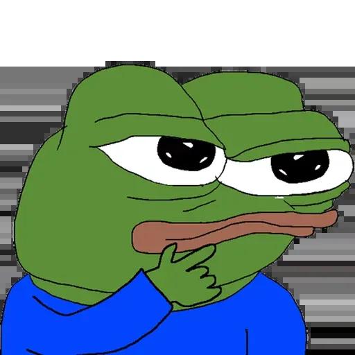 Pepe 1.0 - Sticker 9