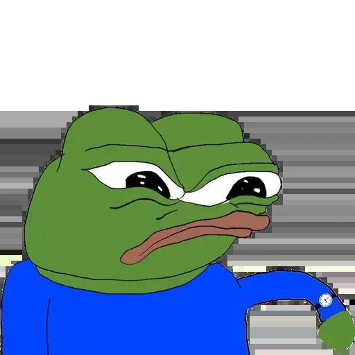 Pepe 1.0 - Sticker 28