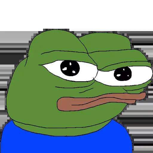 Pepe 1.0 - Sticker 4