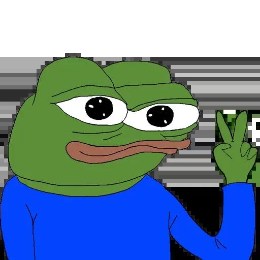 Pepe 1.0 - Sticker 24