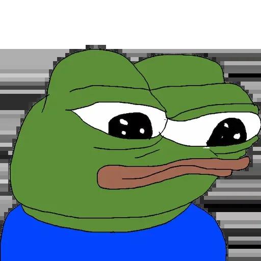 Pepe 1.0 - Sticker 3