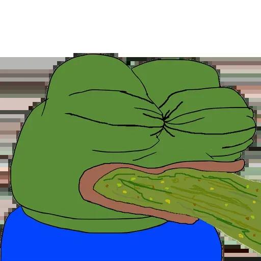 Pepe 1.0 - Sticker 21