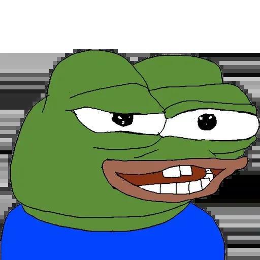 Pepe 1.0 - Sticker 18