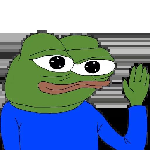 Pepe 1.0 - Sticker 23