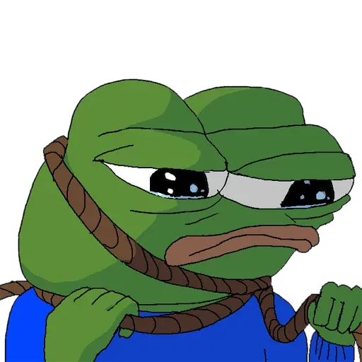 Pepe 1.0 - Sticker 10