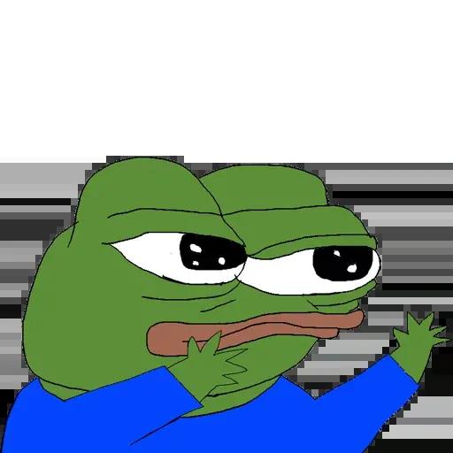 Pepe 1.0 - Sticker 27