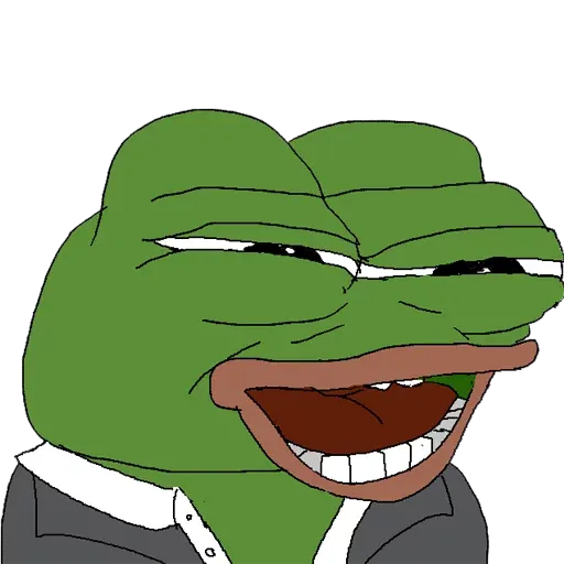 Pepe 1.0 - Sticker 19