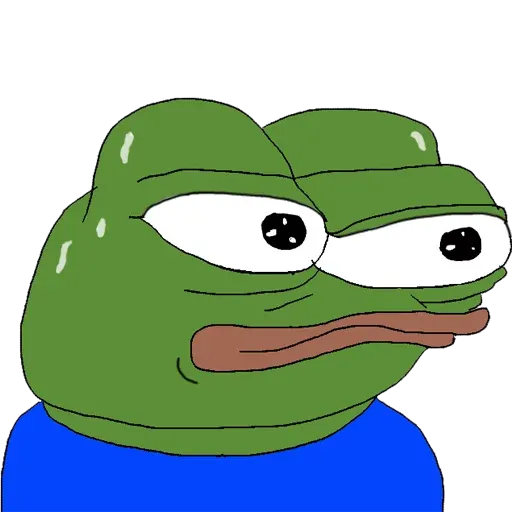 Pepe 1.0 - Sticker 5