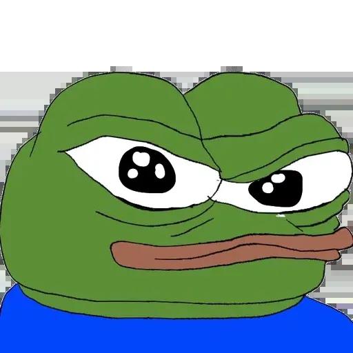 Pepe 1.0 - Sticker 30