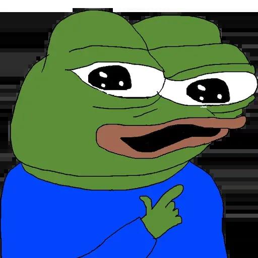 Pepe 1.0 - Sticker 11