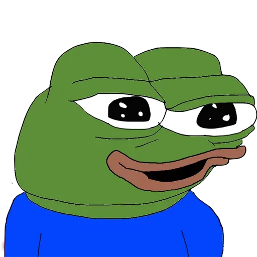Pepe 1.0 - Sticker 2