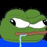 Pepe 1.0 - Tray Sticker