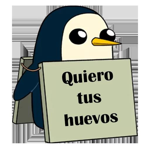 Pingüinos Garcy99 2 - Sticker 4