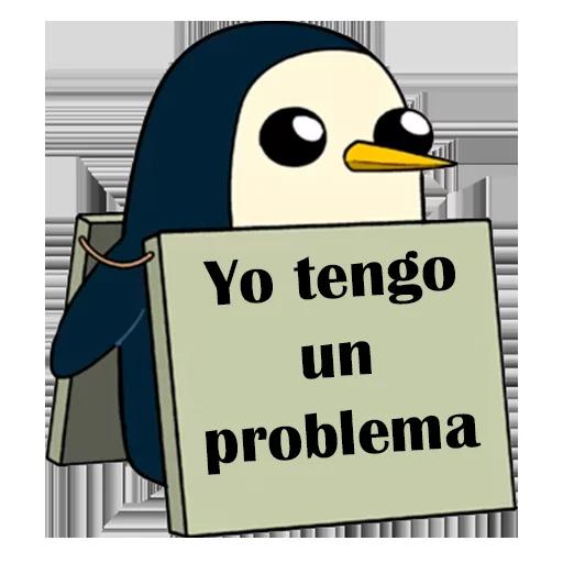 Pingüinos Garcy99 2 - Sticker 19